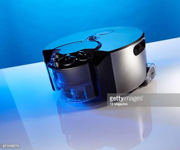 A Dyson 360 Eye robot hoover taken on September 11 2014