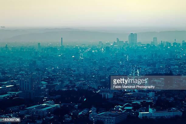 dystopic nagoya - 名古屋 ストックフォトと画像