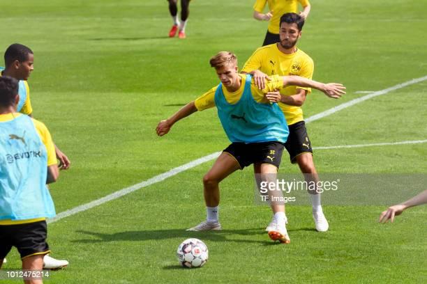 Maglia Home Borussia Dortmund Dženis Burnic