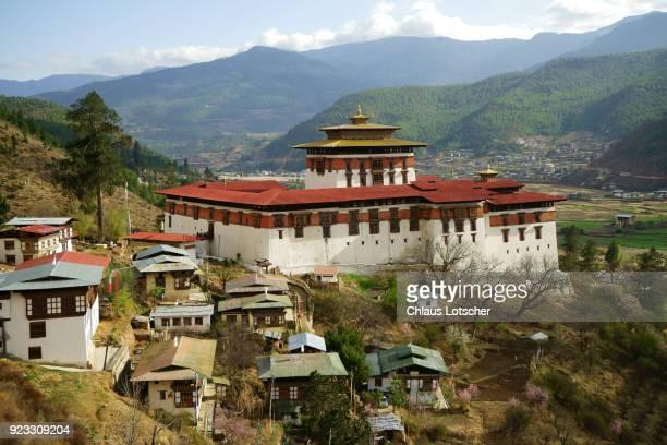 Dzong of Paro, Bhutan