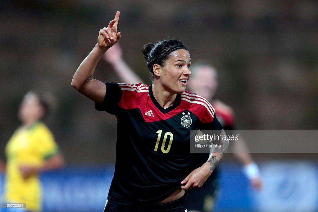 Brazil v Germany - Women's Algarve Cup 2015