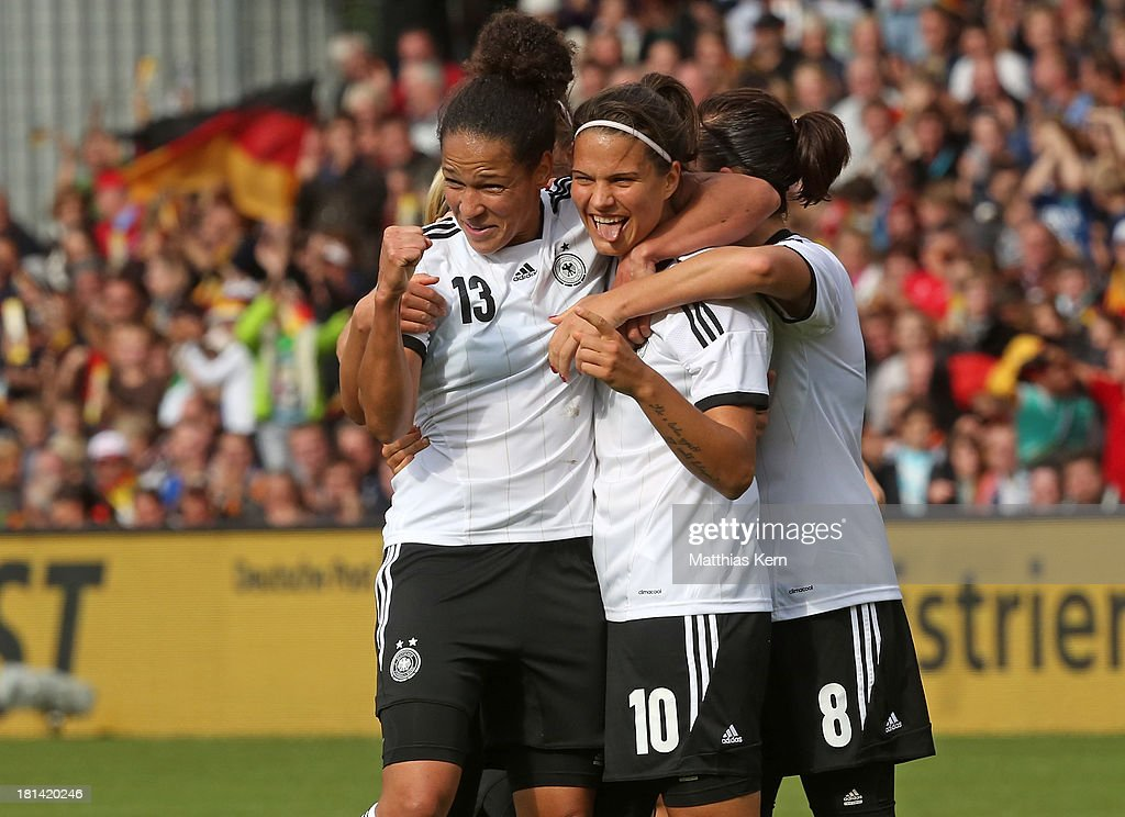 Germany v Russia - Women's World Championship Qualification