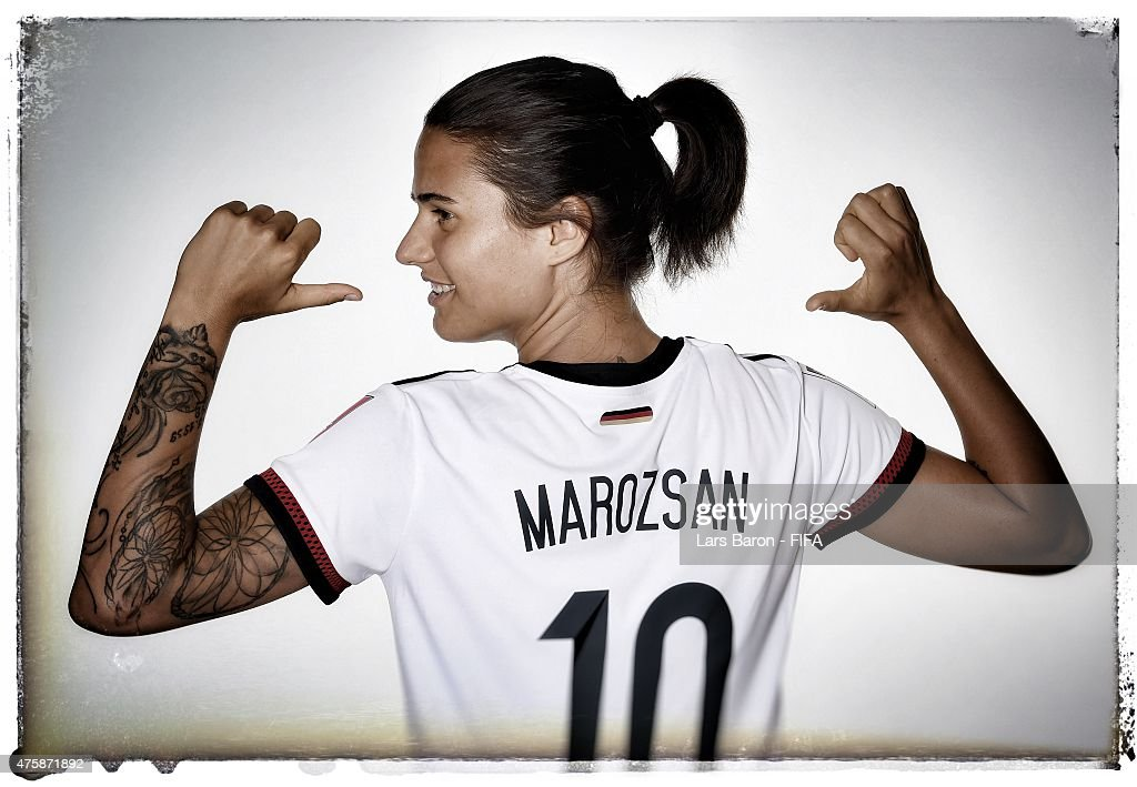 Germany Portraits - FIFA Women's World Cup 2015 : News Photo
