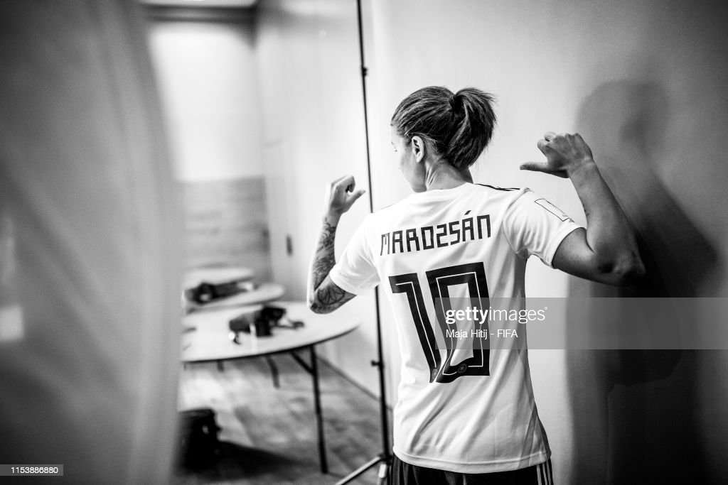 Germany Portraits - FIFA Women's World Cup France 2019 : News Photo