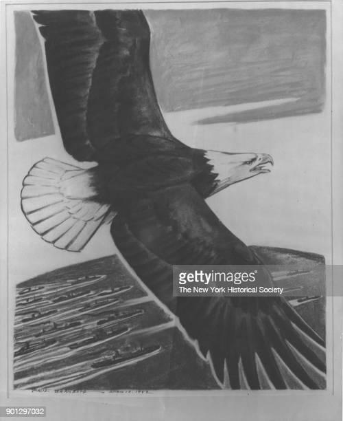 Eagle Illustration , 1929.
