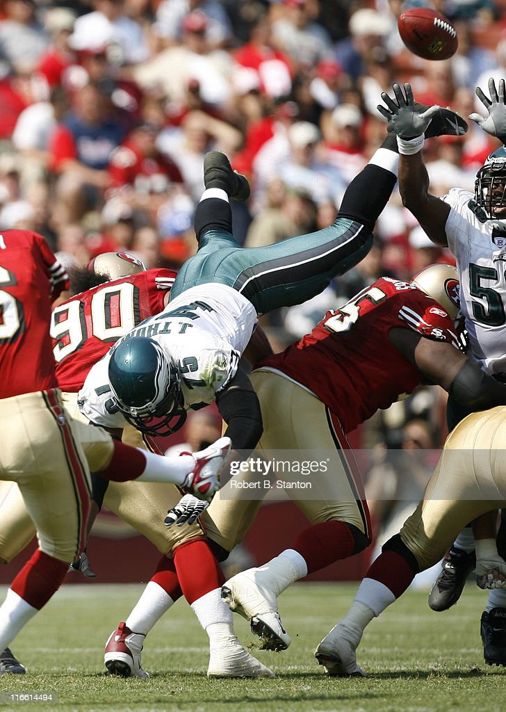 Philadelphia Eagles vs San Francisco 49ers - September 24, 2006