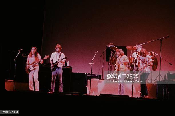 Eagles live at Nippon Budokan, Tokyo, September 17, 1979.