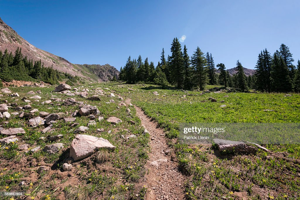 Eagles Nest Wilderness, Colorado : Stock Photo