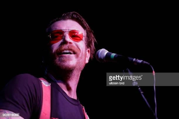 Eagles of Death Metal Zipper DownTour Jesse The Devil Hughes Dave Catching Brian OConnor und Claude Coleman Live Music Hall Köln