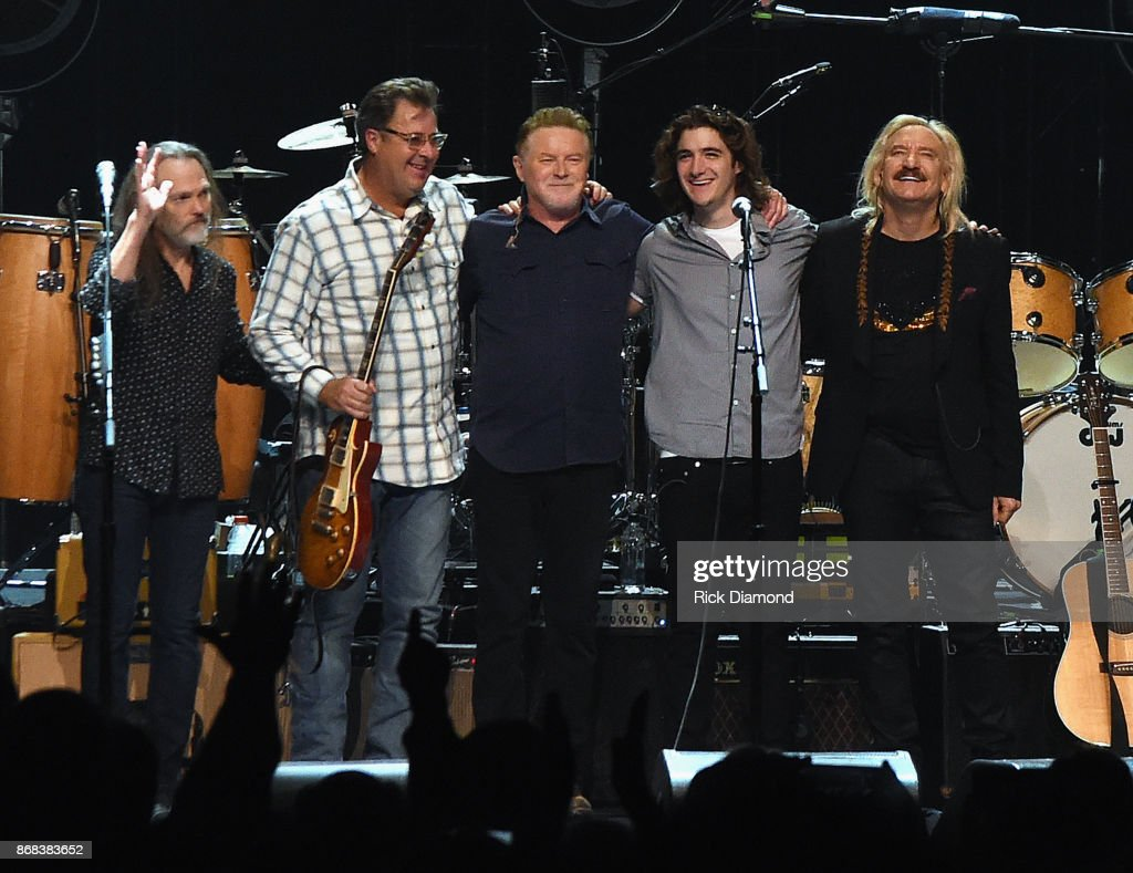 Eagles in Concert at The Grand Ole Opry - Nashvile, TN : News Photo