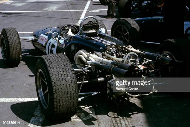 EagleWeslake Mk1 Grand Prix of Mexico Autodromo Hermanos Rodriguez Magdalena Mixhuca 23 October 1966 The magnificent EagleWeslake Mk1 one of the most...