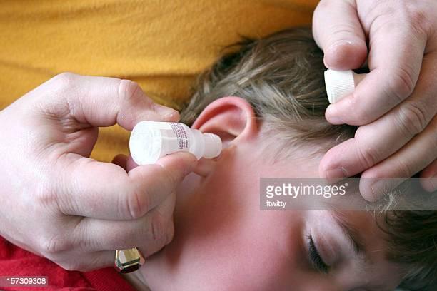 Ohr-Infektion