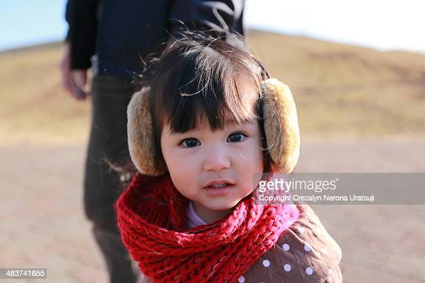 Ear muffs and stole