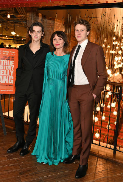 """GBR: """"True History Of The Kelly Gang"""" - UK Premiere - VIP Arrivals"""