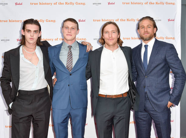 """CAN: """"The True History Of The Kelly Gang"""" World Premiere Party Hosted By Grolsch"""
