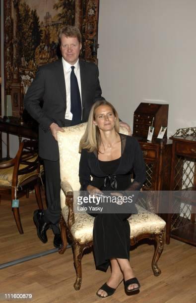 Earl Charles Spencer and Countess Caroline Spencer