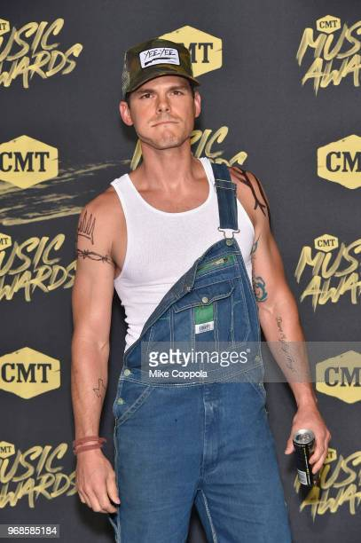 Earl Dibbles Jr attends the 2018 CMT Music Awards at Bridgestone Arena on June 6 2018 in Nashville Tennessee