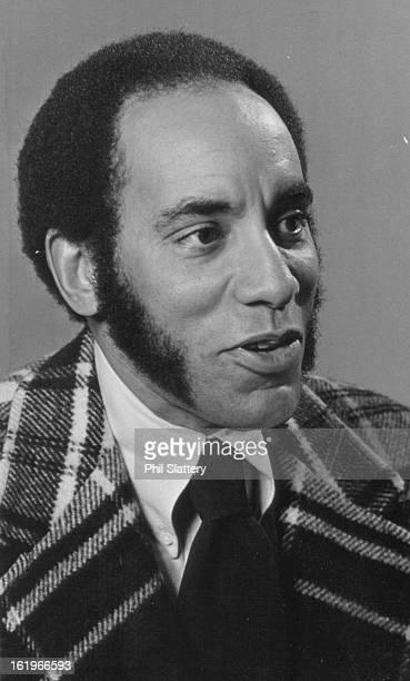 FEB 12 1974 FEB 15 1974 Earl G Graves Publisher