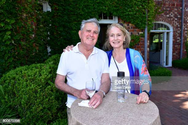 Earl Gandel and Cathie Gandel attend Maison Gerard Presents Marino di Teana A Lifetime of Passion and Expression at Michael Bruno and Alexander...