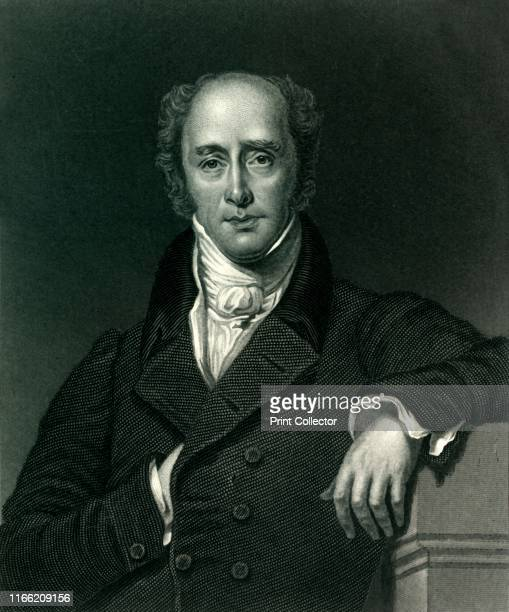 Earl Grey' circa 1810 Charles Grey 2nd Earl Grey British whig and reformer educated at Richmond School Eton and Trinity College Cambridge Prime...
