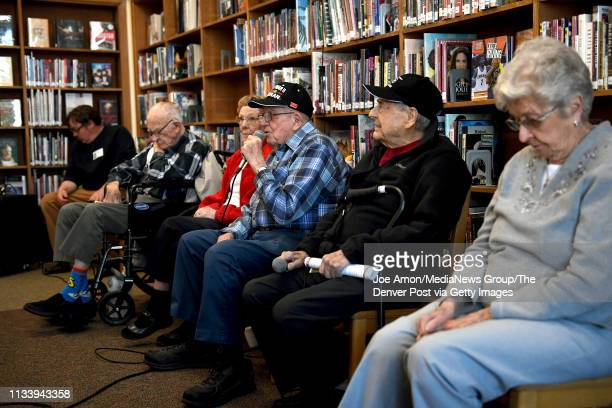 Earl Lammers tells of his service as an armament Sargent in the 345th Fighter Squadron in Viareggo Italy and was in Switzerland when an Italian mob...
