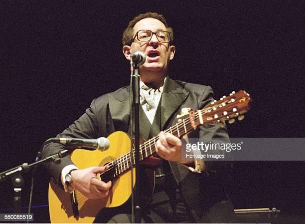 Earl Okin songwriter and jazz singer/musician Cadogan Hall London 2006