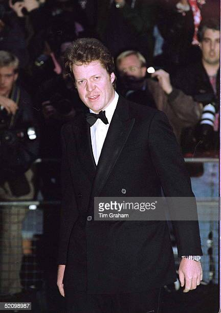 Earl Spencer Brother Of Diana Princess Of Wales At The Tate Gallery In London For A Gala To Celebrate The Tate's 100th Birthday