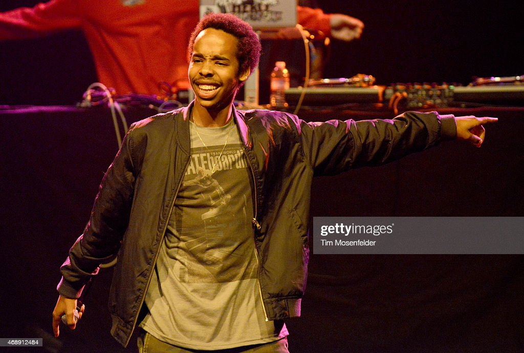Earl Sweatshirt And Action Bronson Perform At The Warfield Theater : News Photo