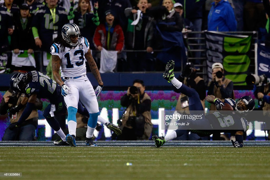 Divisional Playoffs - Carolina Panthers v Seattle Seahawks