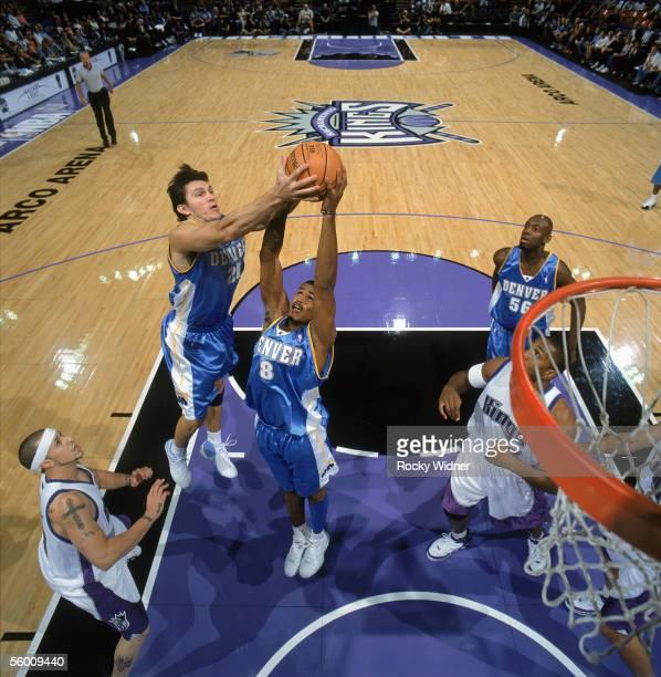Sacramento Kings V Denver Nuggets Stock-Fotos Und Bilder