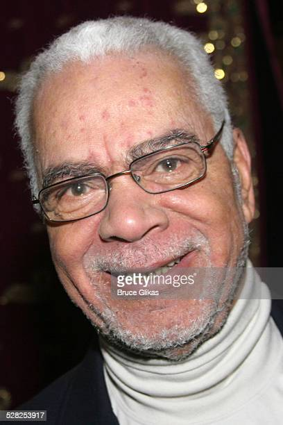 Earle Hyman during Atlantic Theater Company Presents Harold Pinter's Celebration & The Room Broadway Opening Night at Earth in New York City, New...