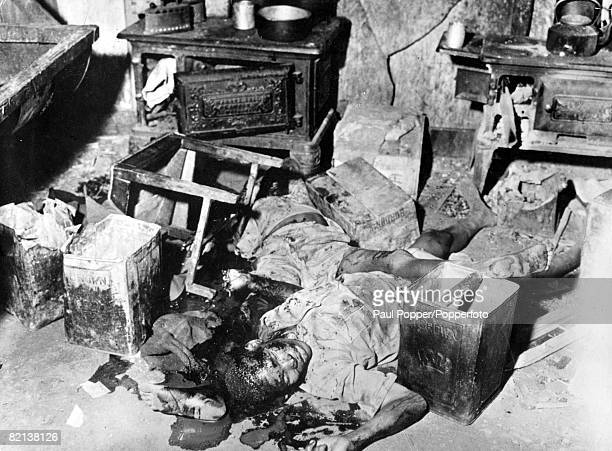 Early 1950's Kenya Two young boys were killed in Eric Bowyer's kitchen before the Mau Mau murdered him in his bath His small farm was on Kikuyu...