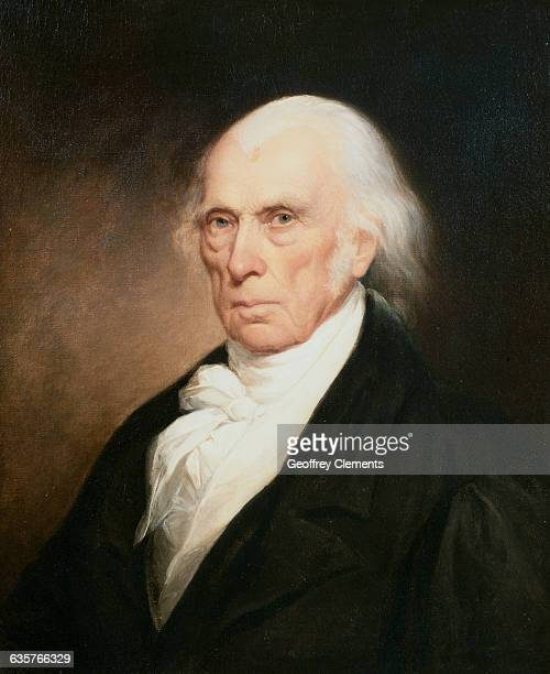 Early 19th Century American Portrait of President James Madison