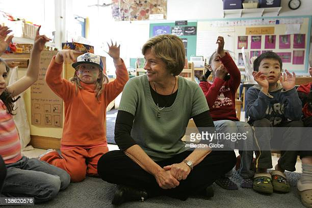 Early childhood educator Nancy CarlssonPaige mother of actor Matt Damon is the author of a book coming out in April called Taking Back Childhood She...