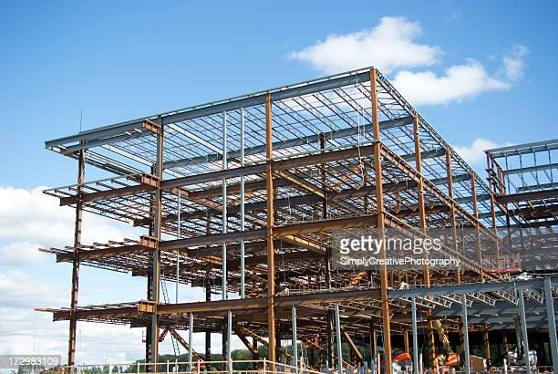 Construção de Edifício de Escritórios