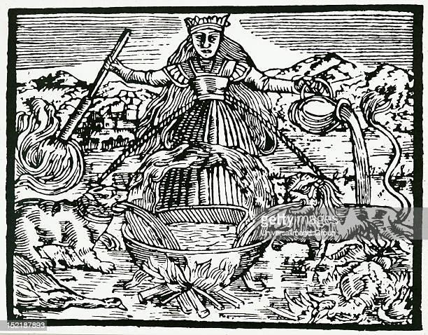 Early depiction of Alchemy a philosophical tradition whose early practitioners' claims to profound powers were known from antiquity The defining...