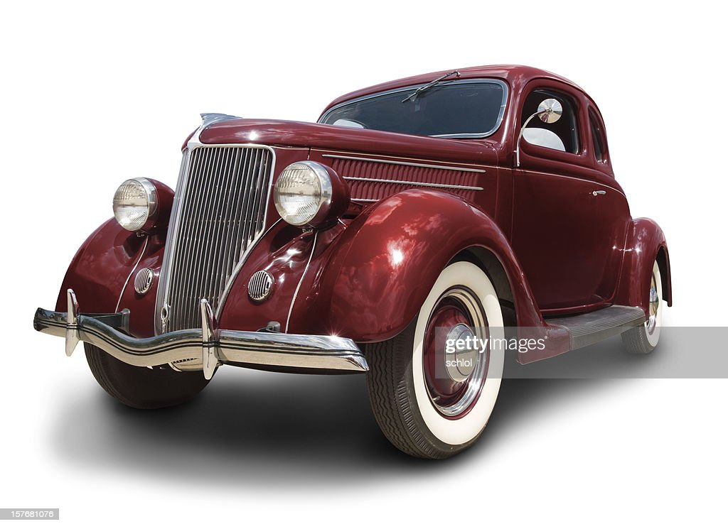 Early Ford Car : Stock Photo