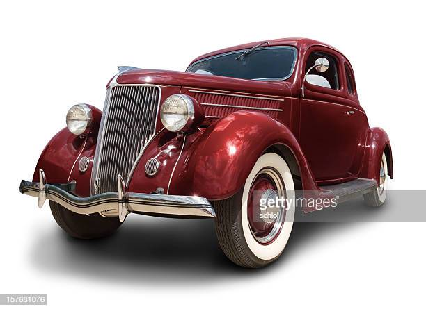 early ford car - hot rod car stock photos and pictures