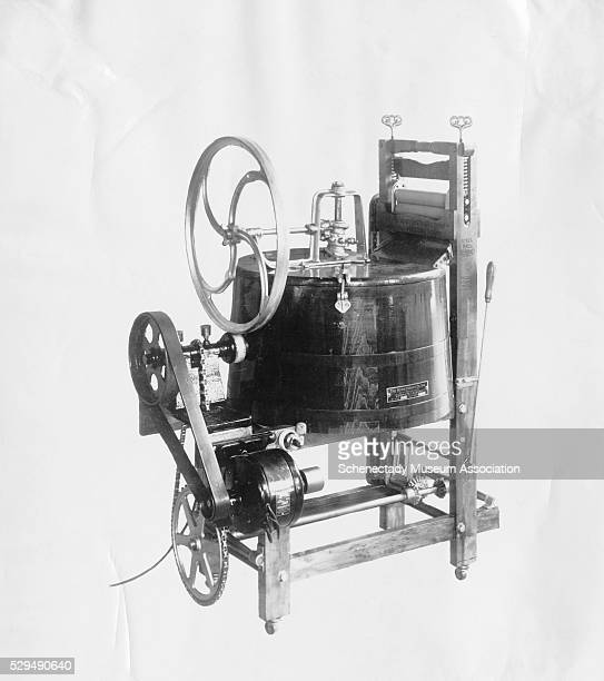 Early General Electric Washing Machine