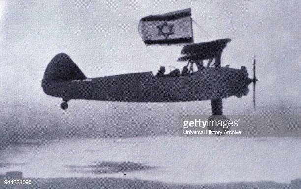 Early Israeli aircraft during the War of Independence The Palavir was the air force for the Palmas the Jewish Underground army in Palestine during...