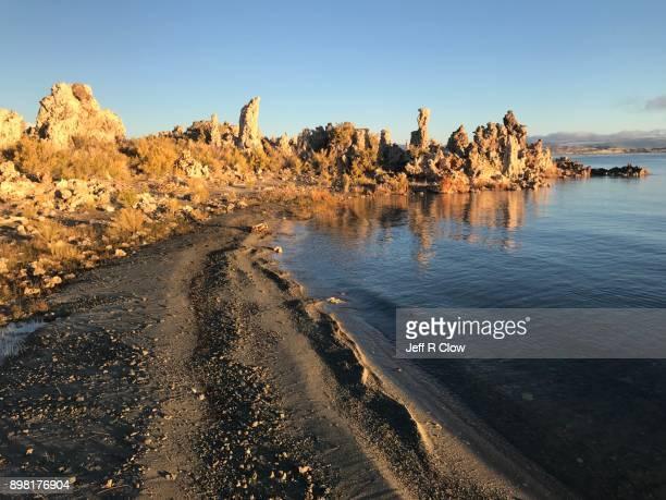 Early Light at Mono Lake 2