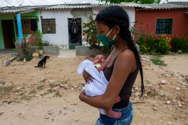 Early Maternity in the times of Covid-19 in Colombia