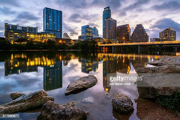 Early Morning, Austin, Texas, America