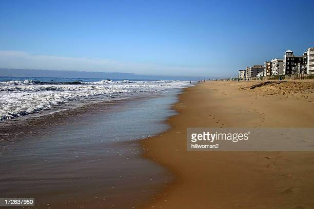 early morning beach - ocean city maryland stock pictures, royalty-free photos & images