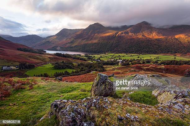 Early Morning, Buttermere, Lake District, Cumbria, England