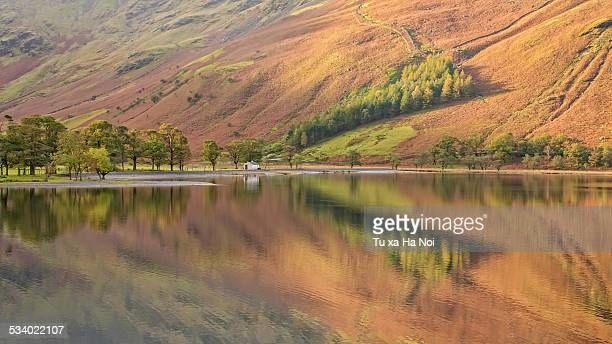 Early morning in Buttermere, Lake District