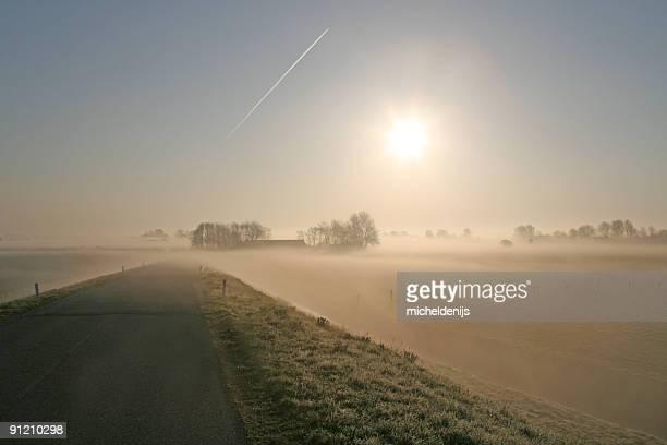 Frühen Morgen Road
