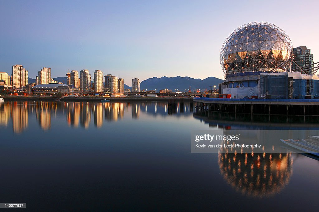 Early morning Vancouver : Stock Photo