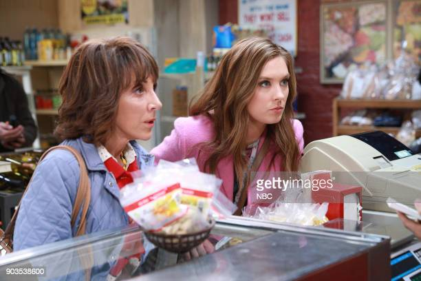 NEWS 'Early Retirement' Episode 213 Pictured Andrea Martin as Carol Briga Heelan as Katie