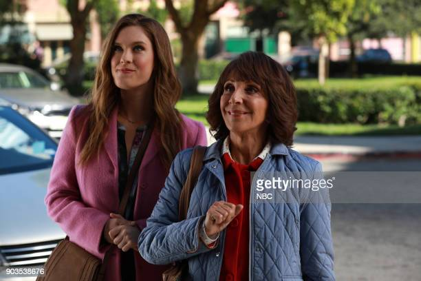 NEWS 'Early Retirement' Episode 213 Pictured Briga Heelan as Katie Andrea Martin as Carol